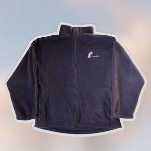 Yosemite Fleece Zip Up Jacket